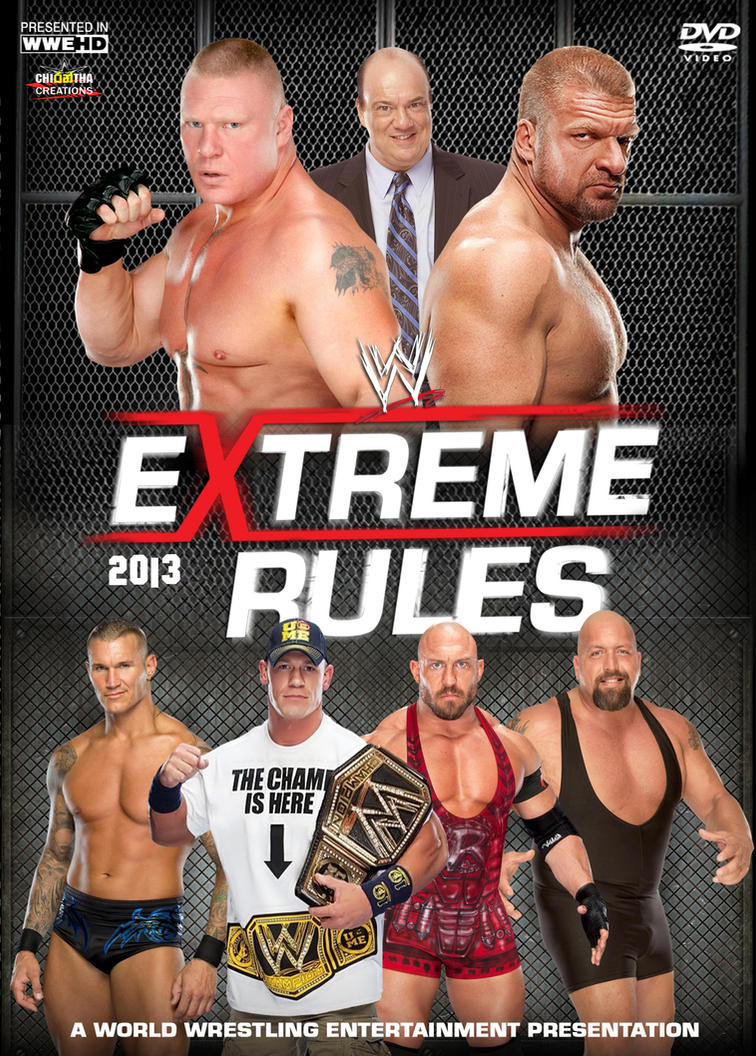 WWE Extreme Rules 2013