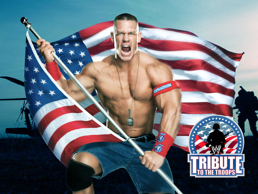 Wwe Tribute To The Troops Wallpaper By Chirantha On Deviantart