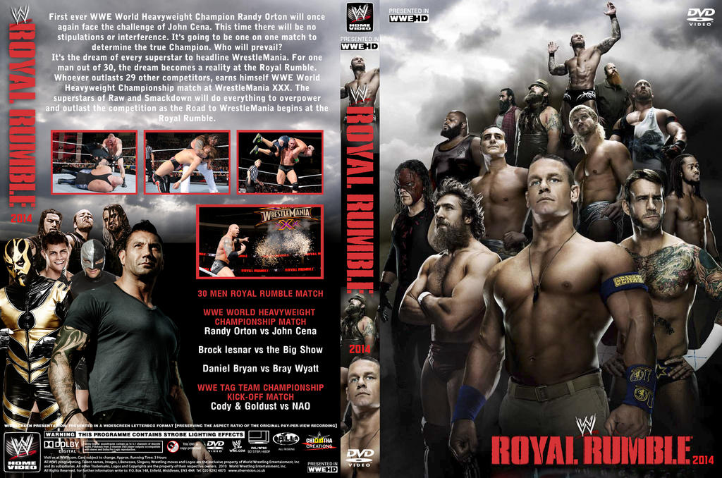 Royal Rumble 2014 results   WWE.com