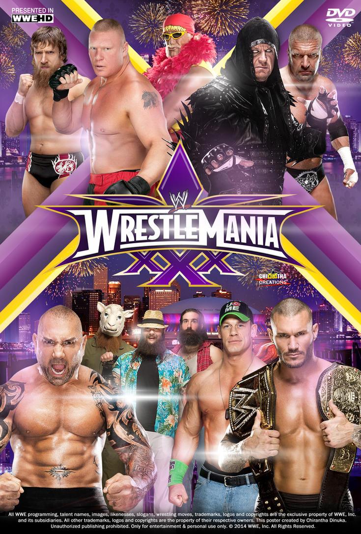 Wrestlemania Xxx 2