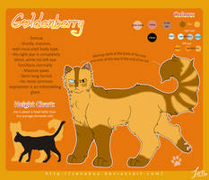 Goldenberry Ref by Zenakuu