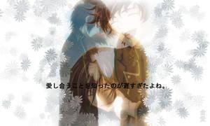 Lelouch X Suzaku by Kaiiluvu