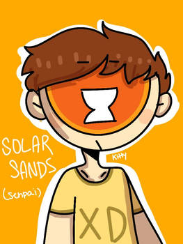 solar senpaii~