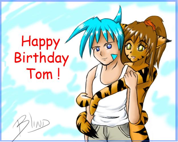 Giftart For Tom