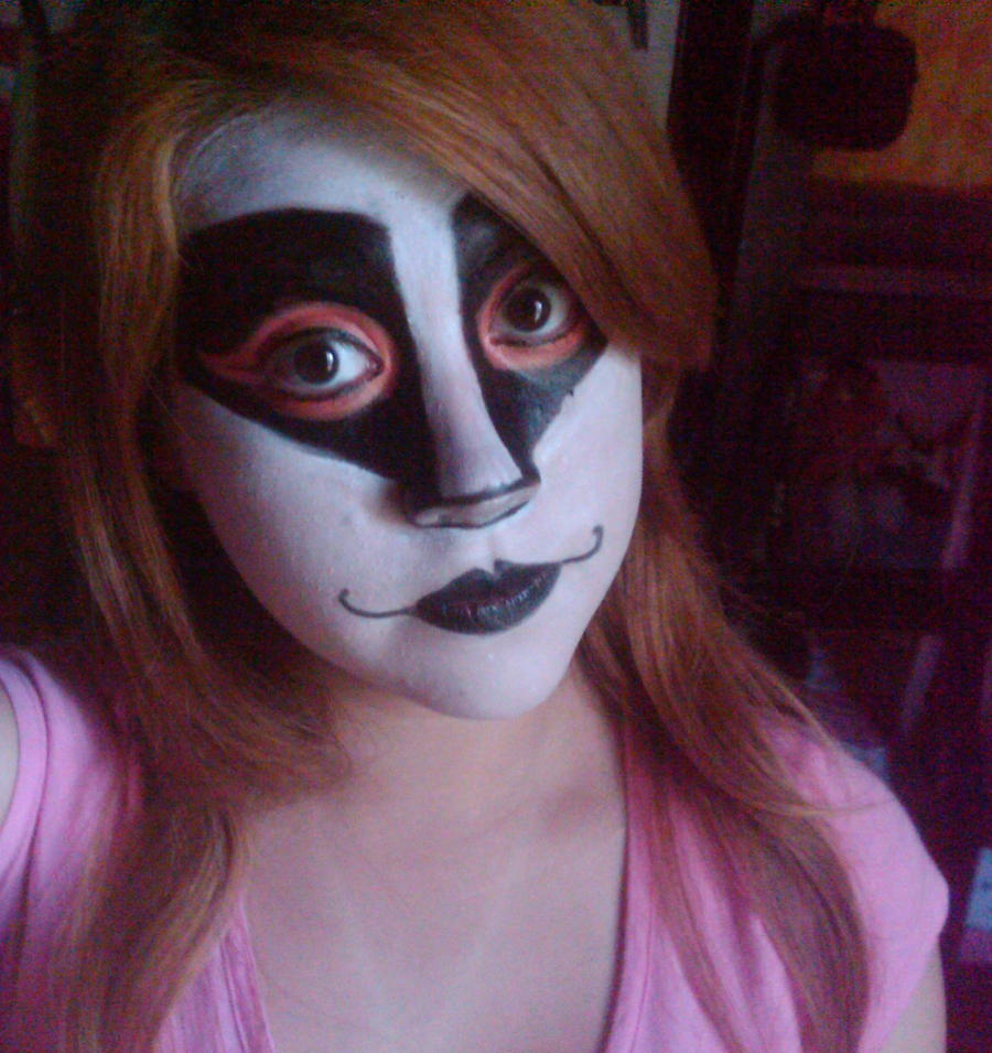 Kiss Eric Carr Makeup: Eric Carr Make Up By AdhyGriffin On DeviantArt