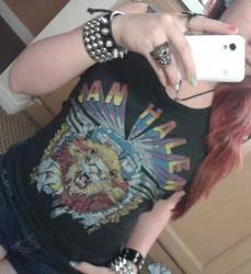 Van Halen T-shirt by AdhyGriffin