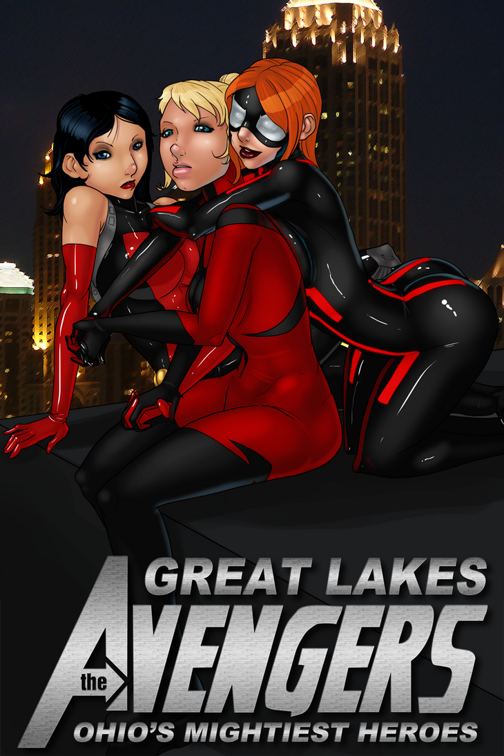 Great Lakes Avengers by LexiKimble