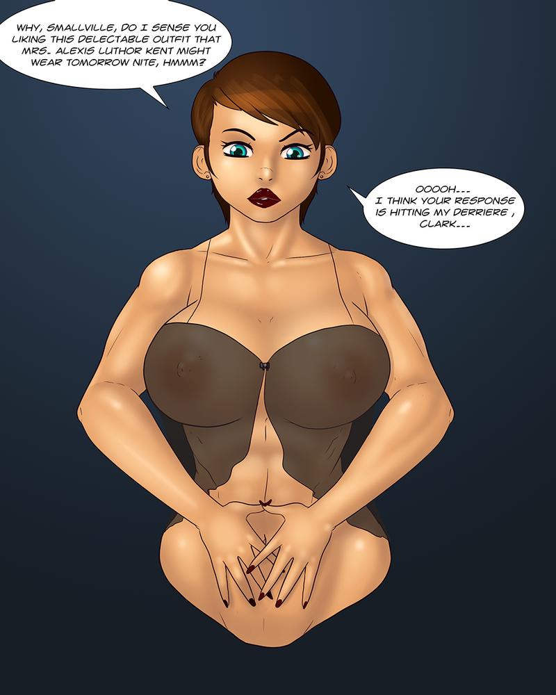 Bust Sale 10/14 - Sexy Mercy by LexiKimble
