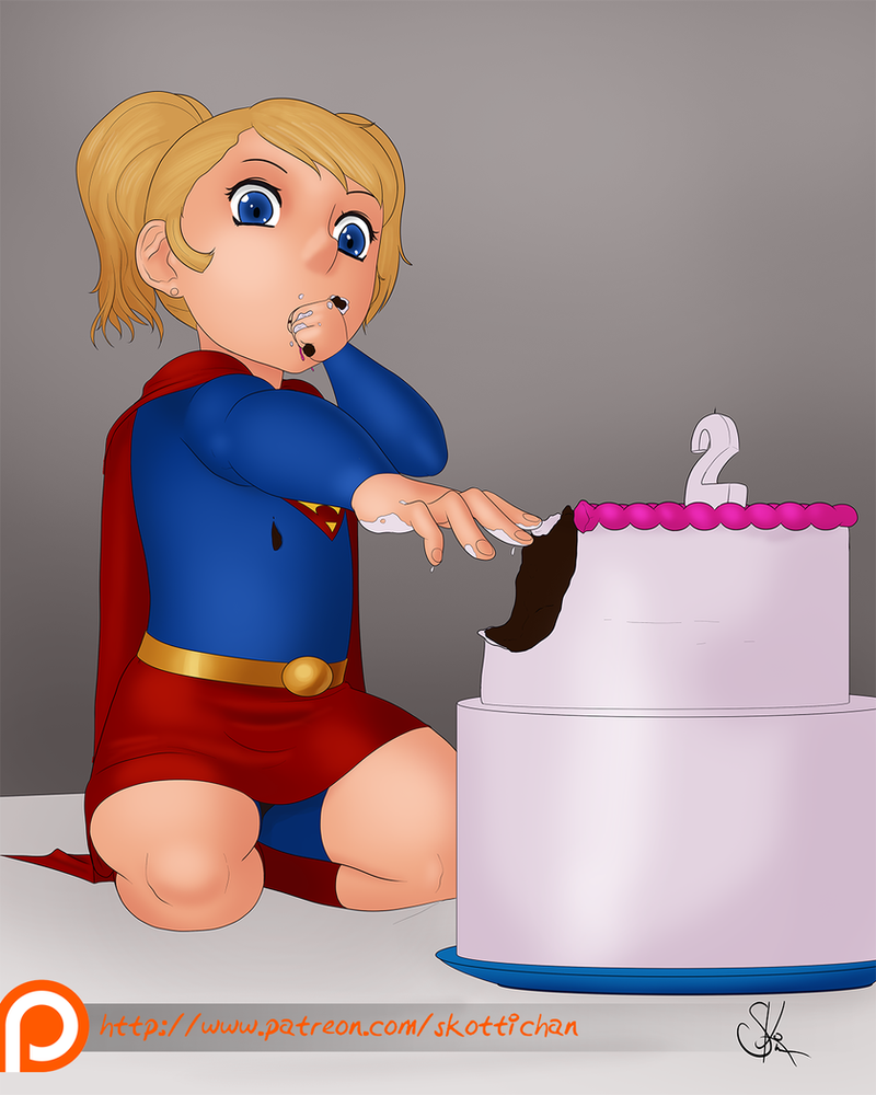 Birthday Cake by LexiKimble