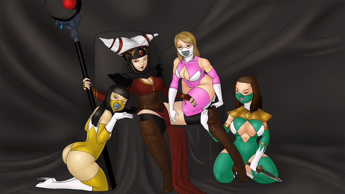 Rita's Rangers by LexiKimble