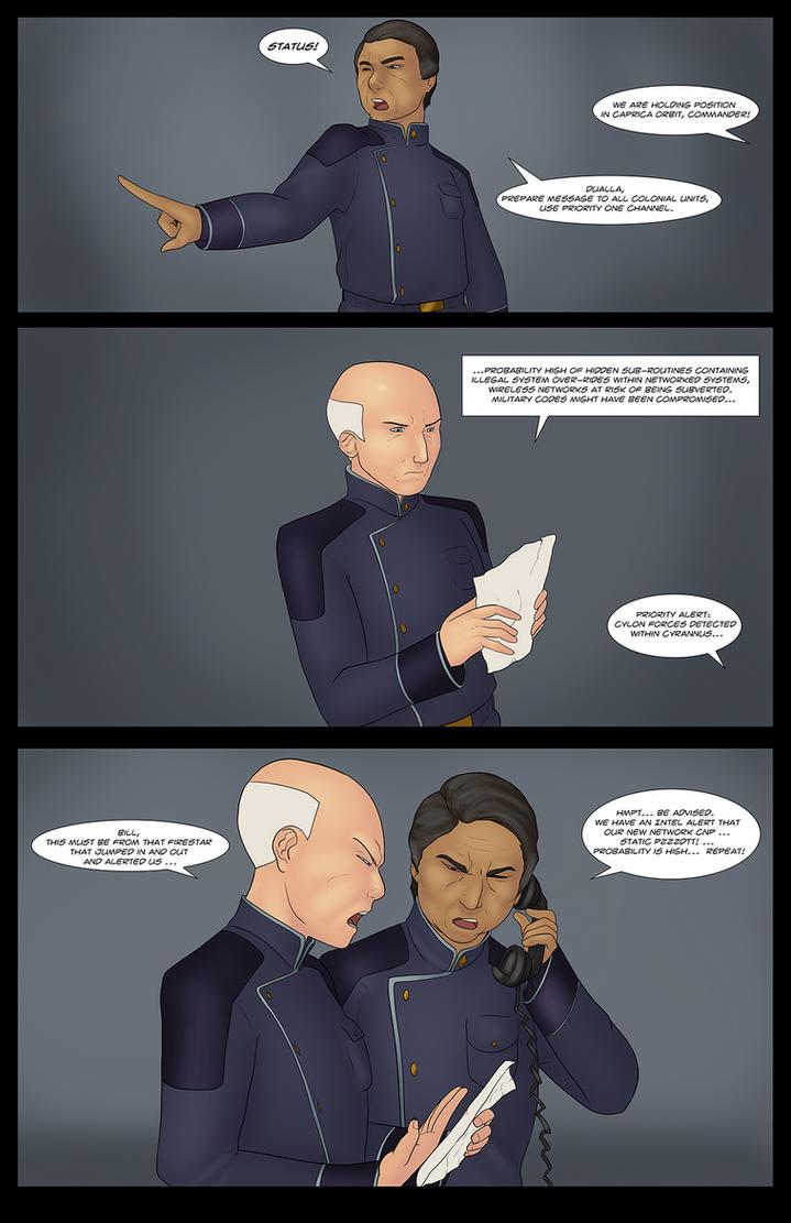 The Forgotten pg 15 by LexiKimble