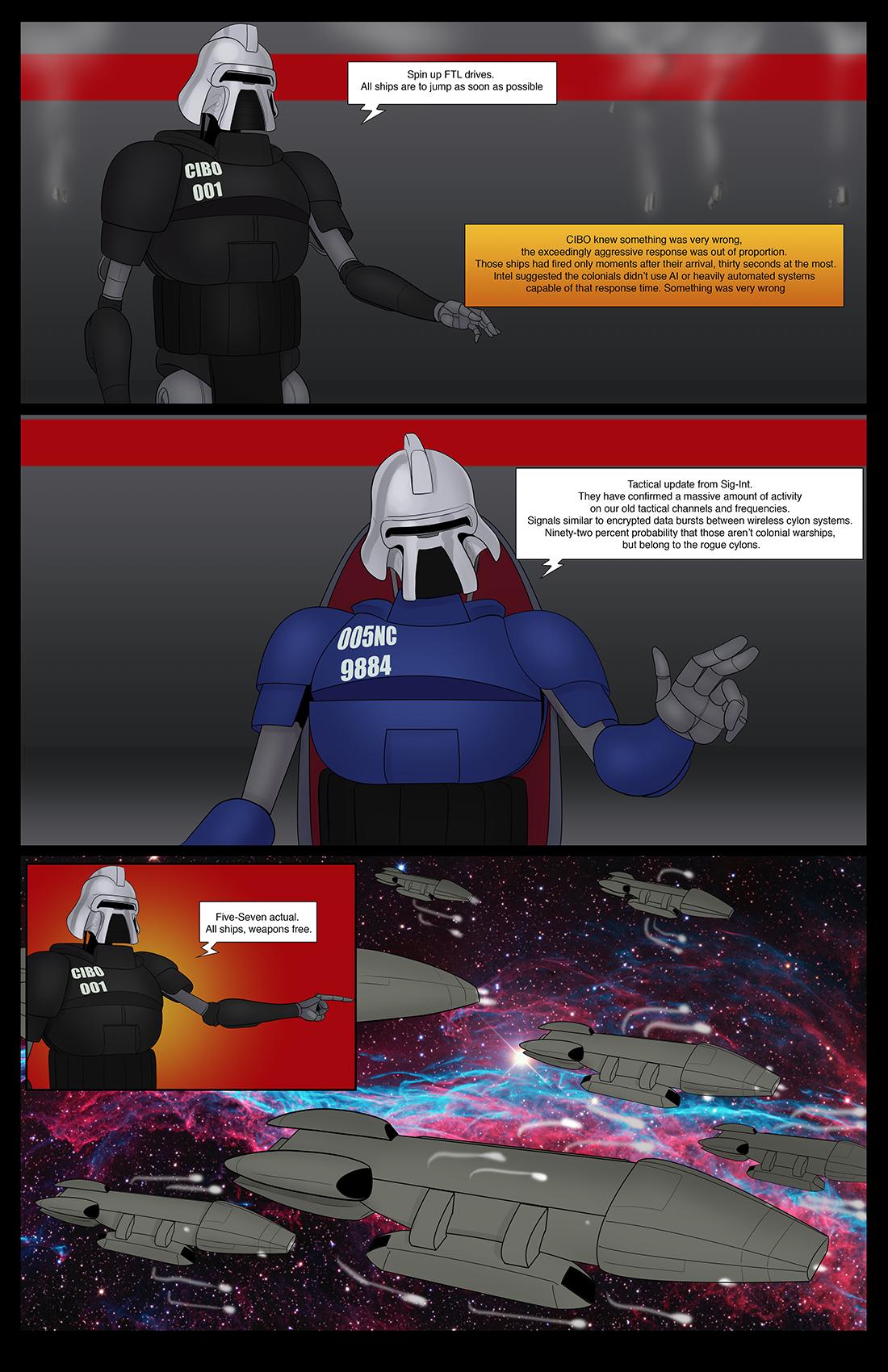 The Forgotten pg 23 by LexiKimble