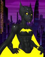 Batgirl Beyond by LexiKimble