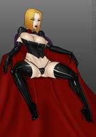 Patreon Comm - Black King by LexiKimble