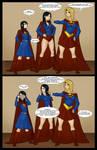 Supergirls by LexiKimble