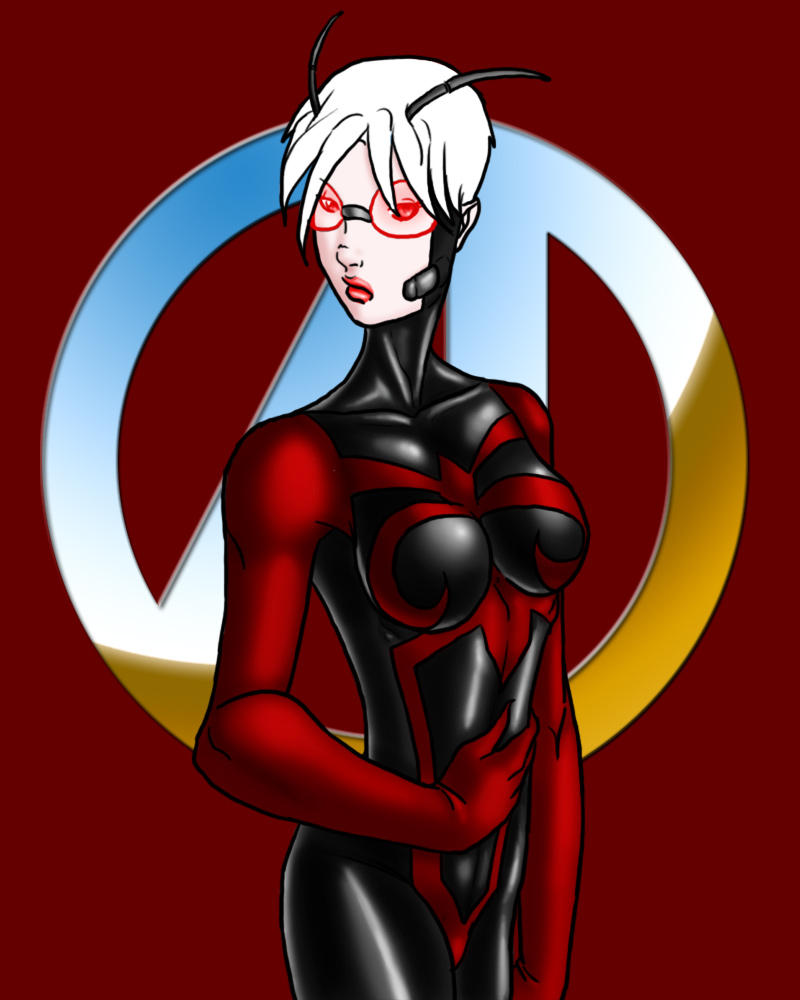 UA Avengers - Ant-Girl by LexiKimble