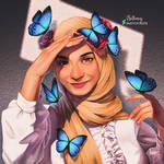 Commission: Sana