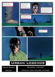 Urban Legends preview page 2 by Marvelzukas