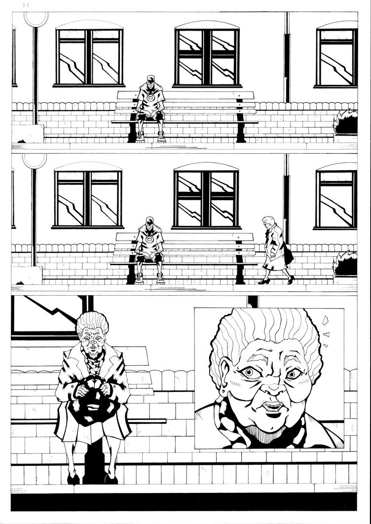 P1 inks by Marvelzukas