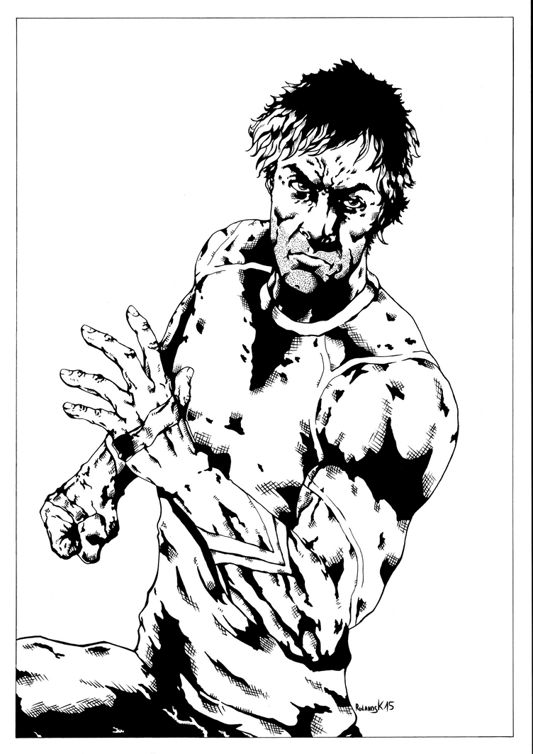 Quicksilver inks by Marvelzukas