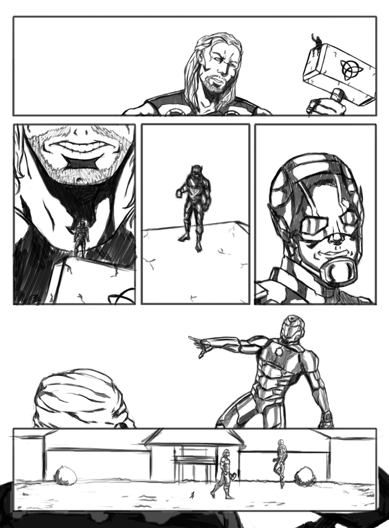 Antman page 2 by Marvelzukas