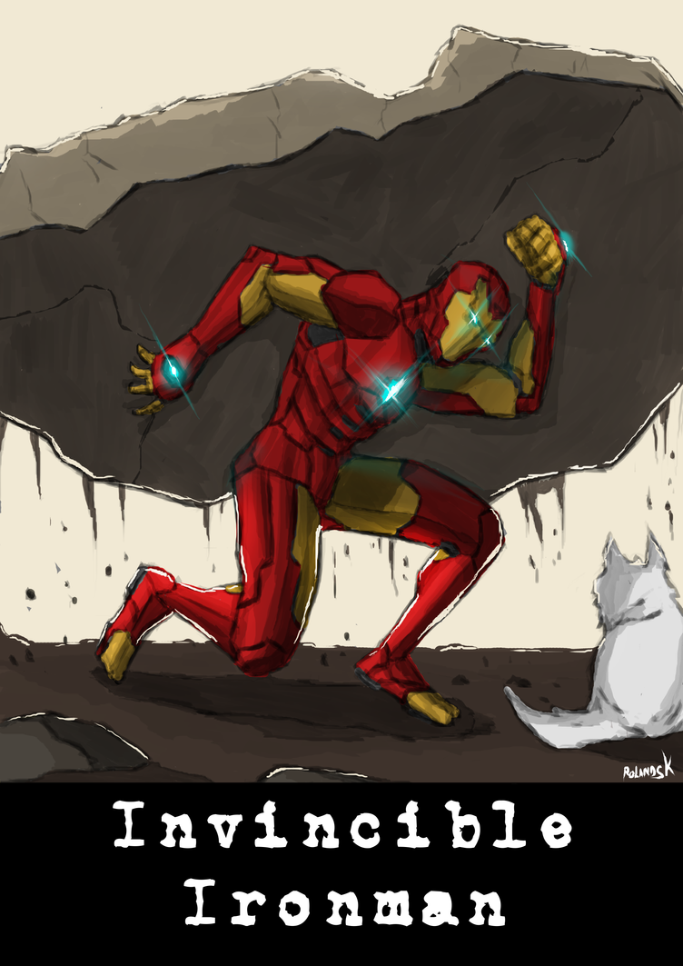 Iron man all new final by Marvelzukas