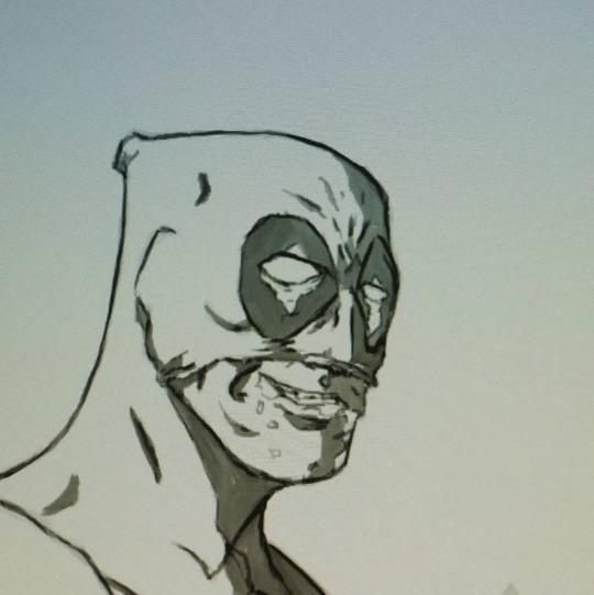 That guy!!! by Marvelzukas