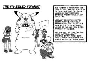 Week 23 - 'Fursuit' by ryuuza-art