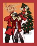 Secret Santa gift to Reaperfox