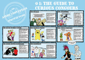 The Anime Con Survival Guide by ryuuza-art