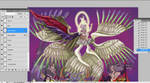Ff Villains Colour Preview 01 by ryuuza-art