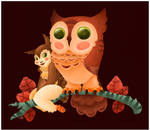 The Owl Princess