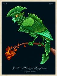 Trespasser Bird by killskerry
