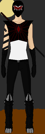 Ace's Armor by AceHatanaKorosu