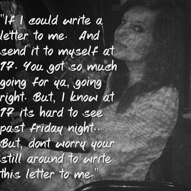 Letter to Me  Brad Paisley (Lyrics Mix Edit) by CaitlinXchan on
