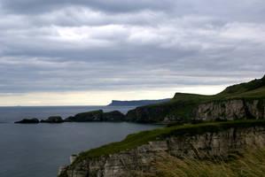 Cliffs II by mindCollision-stock