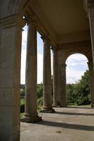 Pillars by mindCollision-stock