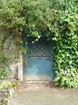 Secret Garden Door