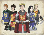 satw - britain, ireland, and france - medieval