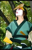 Avatar Kyoshi + II + by Fay-lin