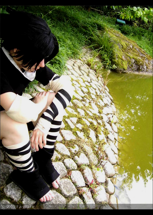 Uchiha Sasuke ++Cosplay+ II + by Fay-lin