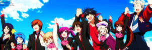 We are the Little Busters! by SquallEC