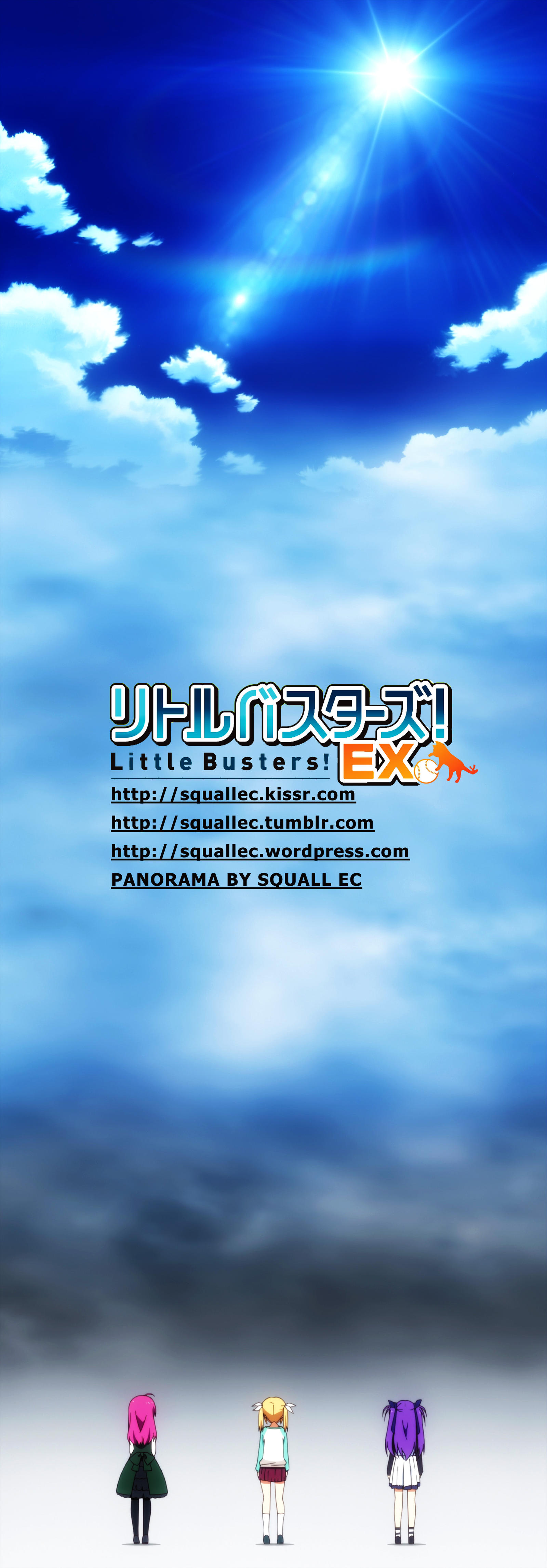 Little Busters! EX by SquallEC