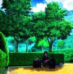 Yuiko X Riki by SquallEC