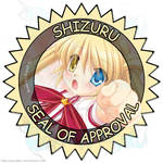 Shizuru Seal of Approval