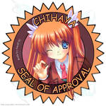 Chihaya Seal of Approval