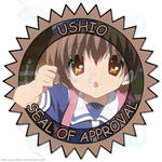 Ushio Seal of Approval