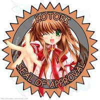 Kotori Seal of Approval