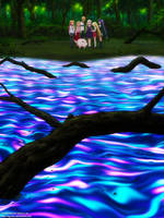 Rainbow Swamp by SquallEC