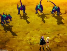 Enemies by SquallEC